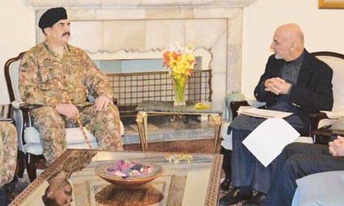 Islamabad, Kabul agree upon steps for Taliban talks