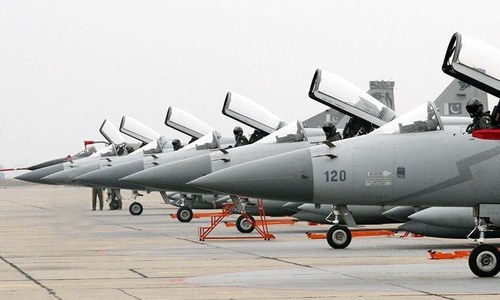 Fourth JF-17 Thunder squadron complete as PAC rolls out 16th aircraft