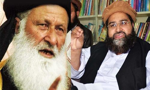 Scuffle breaks out between Maulana Sherani, Ashrafi during CII meeting