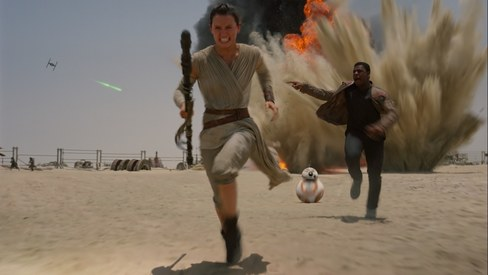 11 questions you asked after watching Star Wars: The Force Awakens... answered!