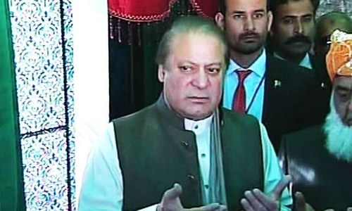 PM inaugurates western route of CPEC in Zhob