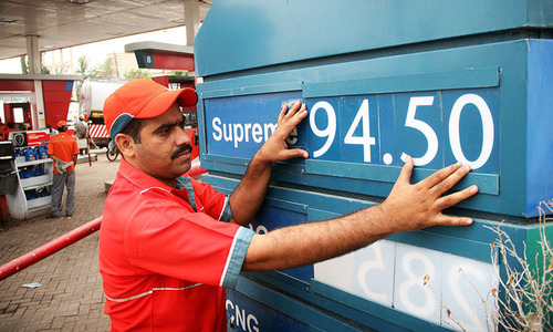 Ogra suggests hike in petrol price, cut in rates of other fuels