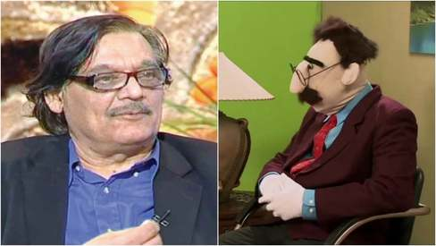If puppetry is used in a positive way it will not draw objections, says puppeteer Farooq Qaiser