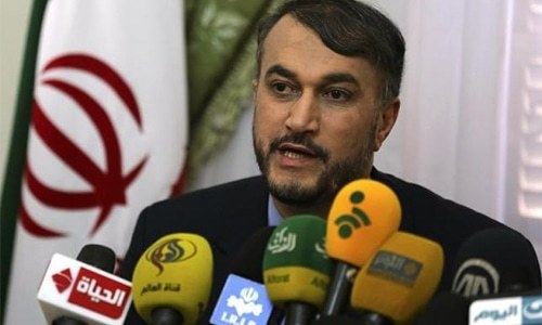 Saudi cutting ties will not distract from 'big mistake' of cleric execution: Iran deputy FM