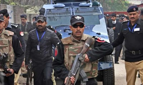 Six suspected militants arrested, terror bid foiled in Bannu: police