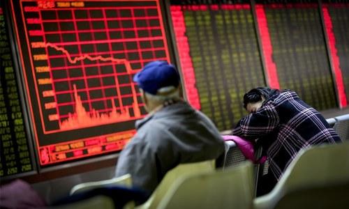 China triggers global stocks slump