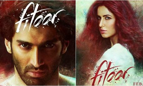 Must watch: Aditya Roy Kapur and Katrina Kaif sizzle in Fitoor's new trailer