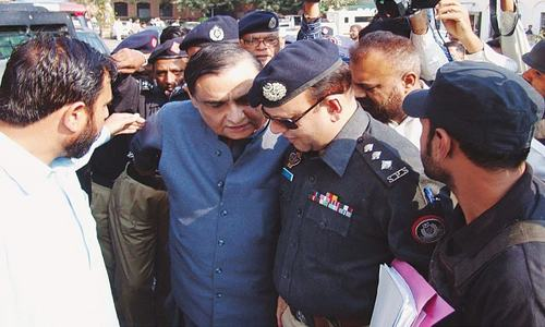 Dr Asim admits to 'role' in Karachi Stock Exchange crash, court told