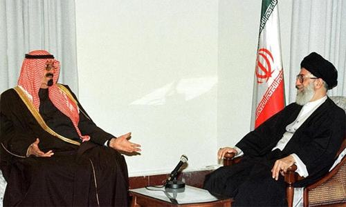 Going back in time: A look at long-fraught relations between Saudi Arabia and Iran
