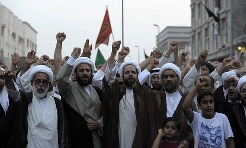 The Saudi-Iran showdown