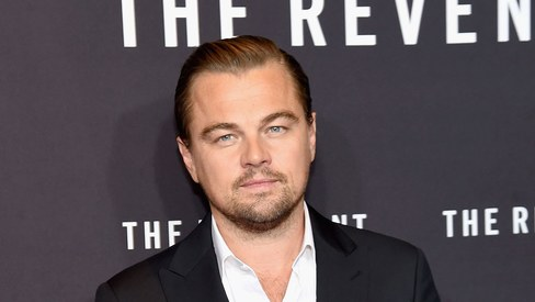 DiCaprio happy leaders taking climate change more seriously