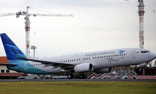 Indonesia's Garuda airlines to start operations from Pakistan soon
