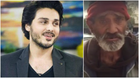 How Ahsan Khan and social media helped this homeless Pakistani find hope