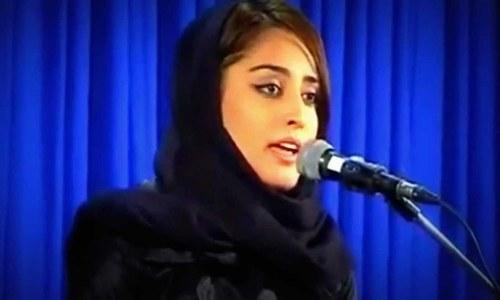 Poet arrested as Iran starts crackdown on artists, activists