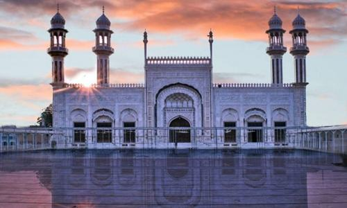 9 historical Pakistani mosques that will transport you to another time