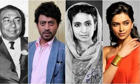 Irrfan, Deepika to play Sahir Ludhianvi and Amrita Pritam in Gustakhiyan