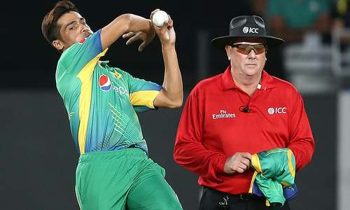 Amir's return — Momentous and mediocre