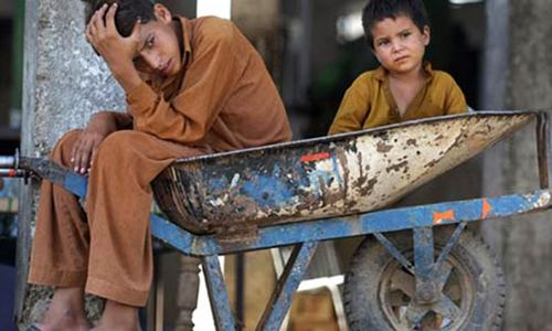 Child labour increases in Pakistan while numbers  drop internationally