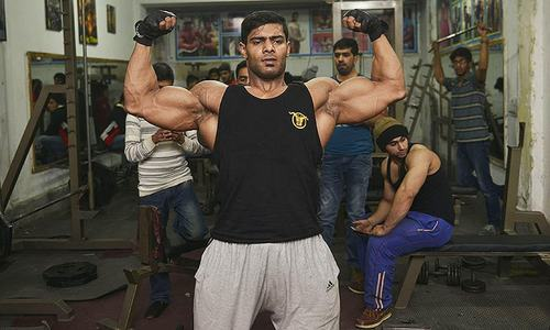 Salman Ahmed: Mr Musclemania remains an unknown hero in Pakistan