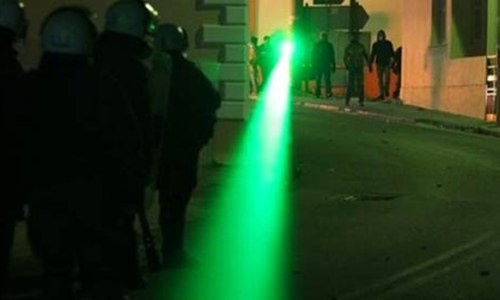 India plans laser walls on border