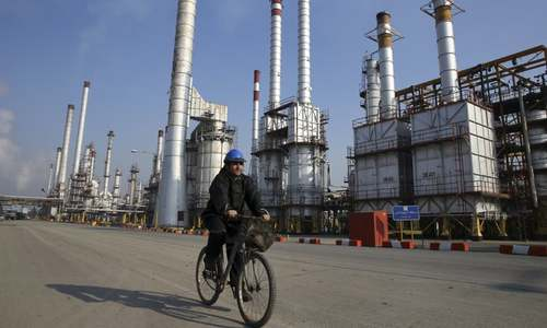 Iran to boost oil output by 500,000 barrels