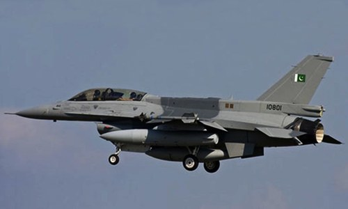 PPP's ex-envoy to US, Indian lobbies working against F-16 deal: defence minister