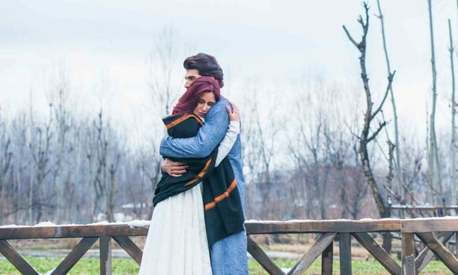 Zeb Bangash sings a lyrical tribute to the beauty of Kashmir in Fitoor