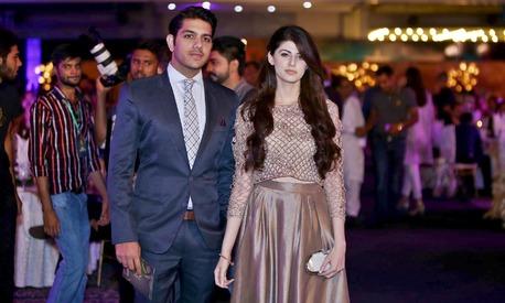 Gohar Mumtaz and wife Anum to play starcrossed lovers in Kathputli