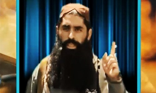 Who is Taliban commander Umar Mansoor?