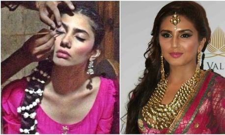 How Mahira Khan overtook Huma Qureshi to play SRK's wife in Raees