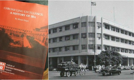 This new book chronicles IBA's 6 decades of commitment to quality education