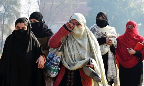 Bacha Khan University teachers forced to go on battlefront to save students' futures