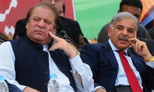 Parliament watch: Is someone veering the progressive PML-N to the right?