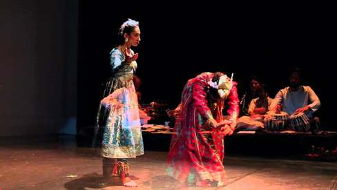 From US to Lahore:  Kathak performance fascinates audience