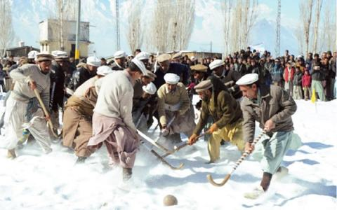 Winter sports festival held in Baltistan's Shigar valley