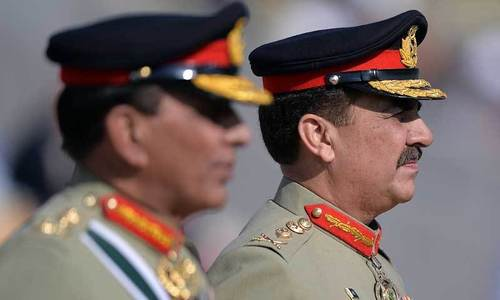 An insidious agenda against the army chief