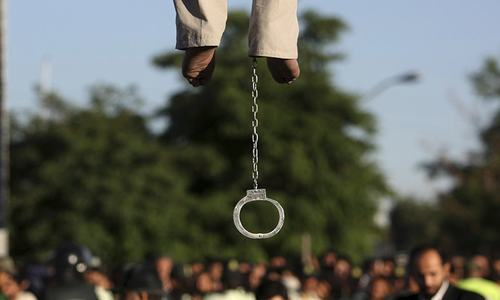 Dozens of juvenile offenders face death in Iran: Amnesty