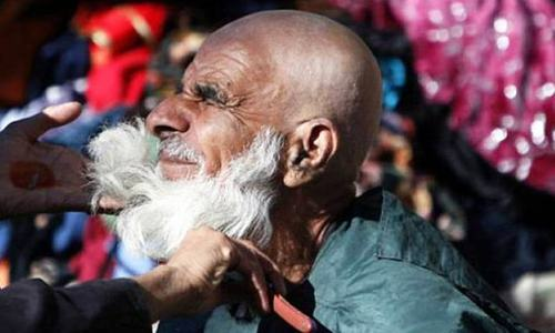 Battling the beard — Eliminating extremism one shave at a time?