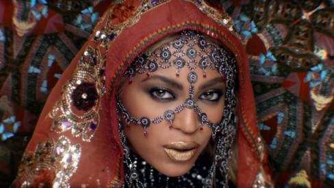 Watch Sonam Kapoor and Beyonce team up for this Coldplay video set in India