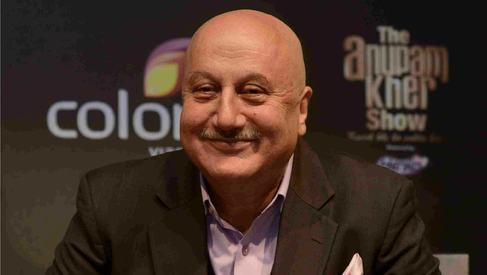 Too scared to say I'm Hindu in India: Anupam Kher