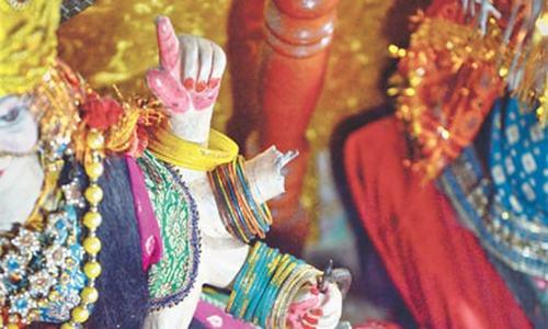 Disquiet over Karachi temple desecration