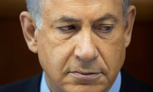 Netanyahu has lost the plot – maybe because truth hurts