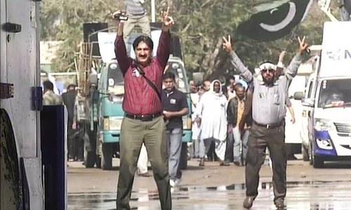 Two dead as PIA employees, LEAs clash at Karachi's Jinnah Terminal