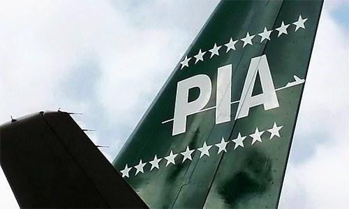 Striking PIA