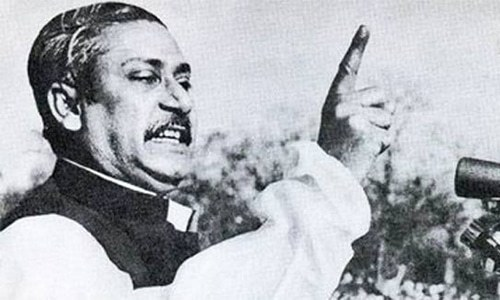 Reference to Mujib's promise offends Bangladesh