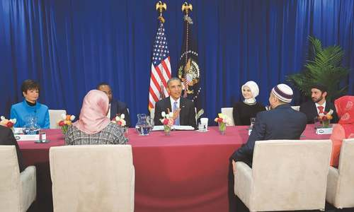 Attack on one faith is attack on all faiths, Obama tells Muslims
