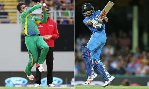Kohli vs Amir: Akhtar relishing Pakistan-India T20 battle
