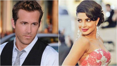 Could Ryan Reynolds be Priyanka Chopra's next co-star?