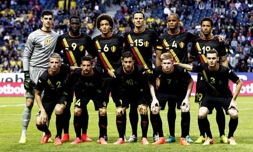 Belgium maintain top position in FIFA rankings