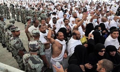 Saudi Arabia welcomes Iranian pilgrims despite rift